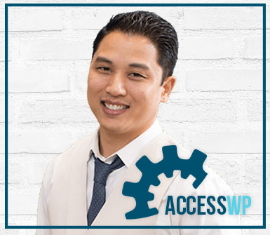 Anthony Tran founder of AccessWP