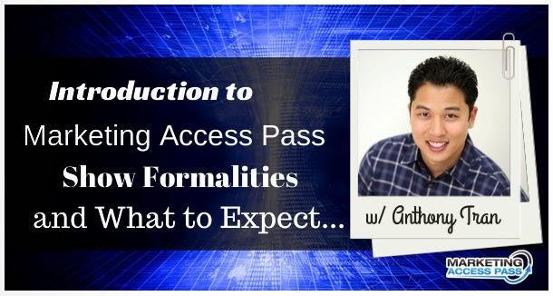 000 - Anthony Tran - Marketing Access Pass