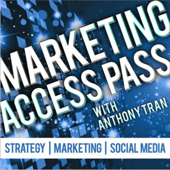 Marketing Access Pass Podcast Show Artwork
