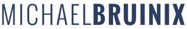 Michael Bruinix Logo_375x58