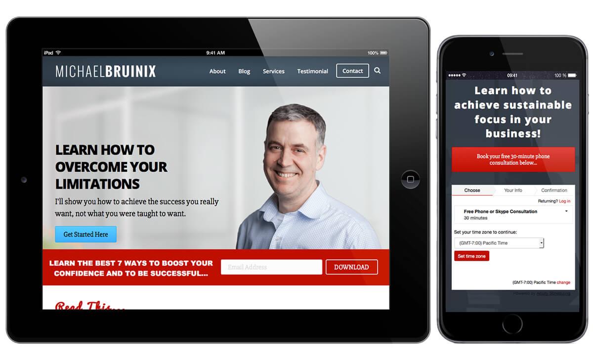 MichaelBruinix_Supporting Cluster