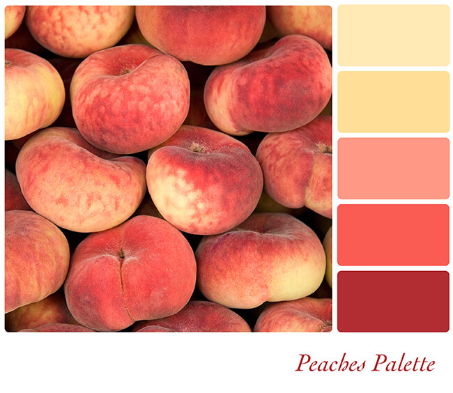 What colors Make Peach Color