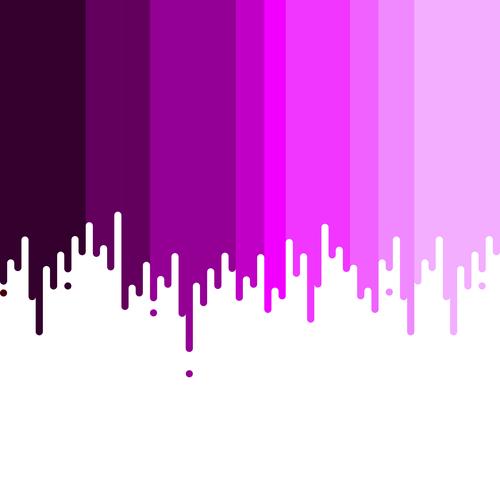 Pink and Blue make Purple