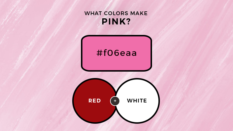 What Are Complementary Colors To Pink