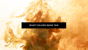 Colors Make Tan