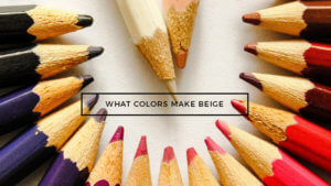 Colors Make Beige