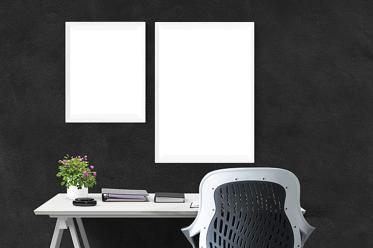 Ebony Color Interior Design