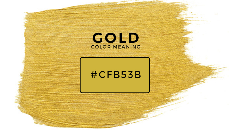 gold color meaning