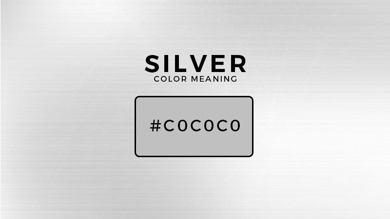 silver color meaning