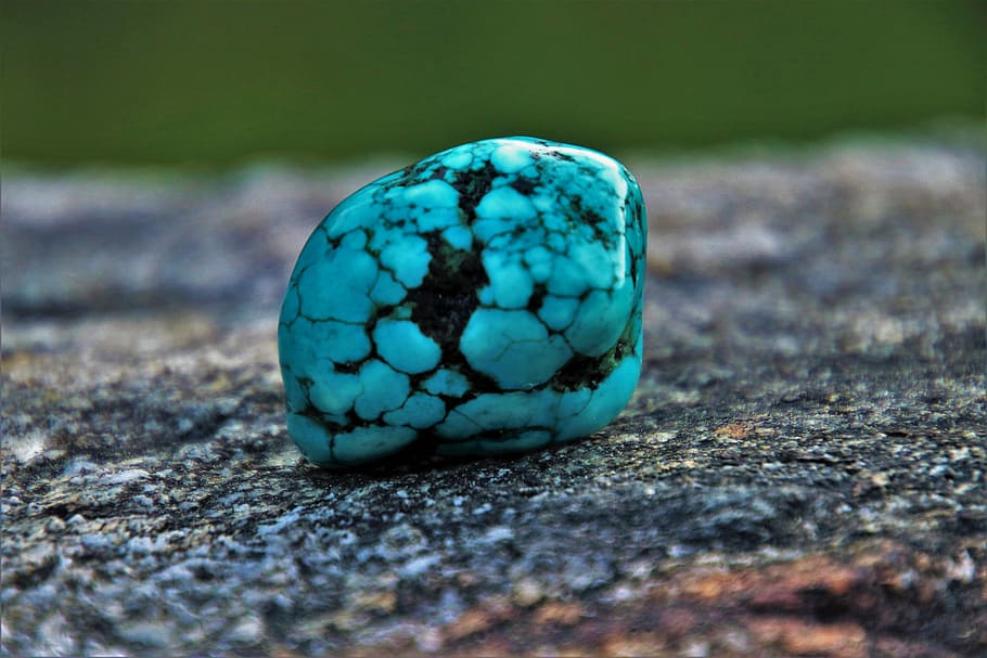 turquoise-rock-blue-nature