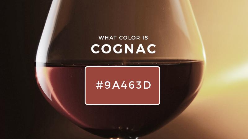 What Color Is Cognac